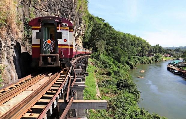 Construira Tailandia nueva ruta ferroviaria con Camboya hinh anh 1