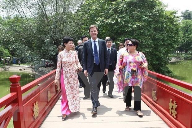 Destaca embajadora neerlandesa perspectivas de colaboracion con Vietnam hinh anh 1