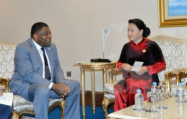 Comprometido Parlamento de Vietnam con cumplimiento de objetivos de desarrollo sostenible hinh anh 1