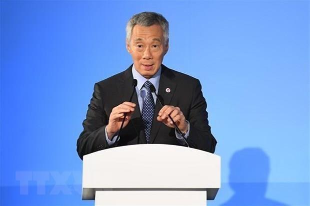 Iniciaran Singapur y Malasia conversaciones sobre delimitacion maritima hinh anh 1