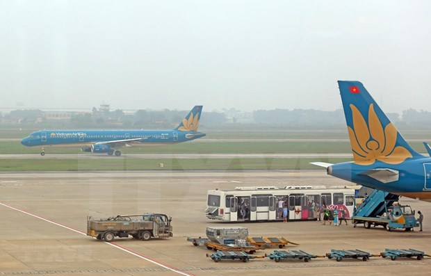 Conmemoran Vietnam Airlines y Air France un ano de cooperacion hinh anh 1