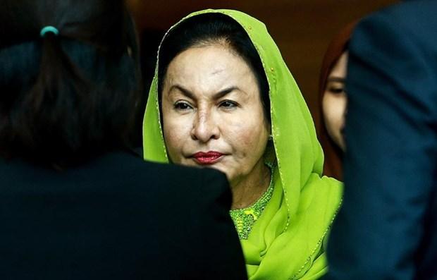 Acusan en Malasia de corrupcion a esposa del ex premier Najib Razak hinh anh 1