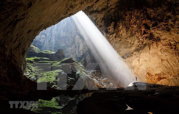 Descubren nuevo sistema de cavernas en Son Doong, mayor gruta del mundo hinh anh 1