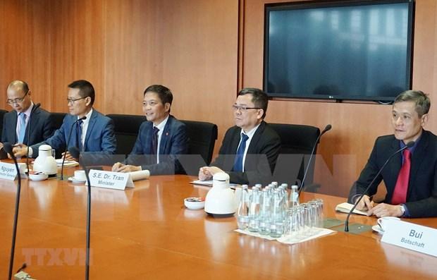 Prioriza Vietnam la transformacion energetica para el desarrollo sostenible hinh anh 1