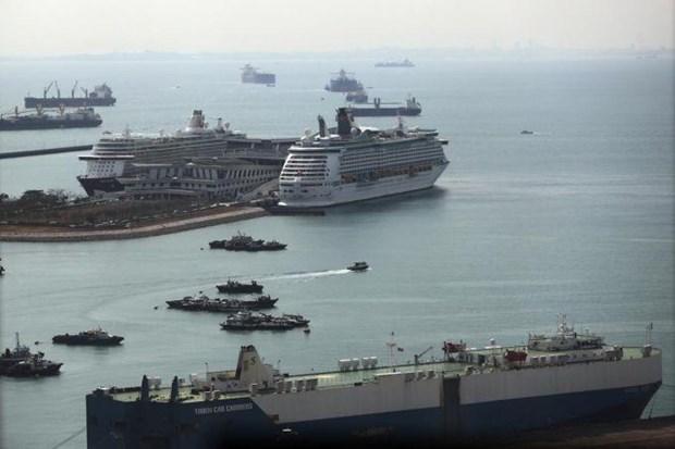 Mantiene Singapur primer lugar como capital maritima del mundo hinh anh 1