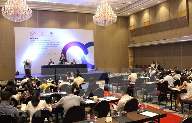 Debatiran en Vietnam sobre el desarrollo sostenible de las cooperativas en Asia-Pacifico hinh anh 1