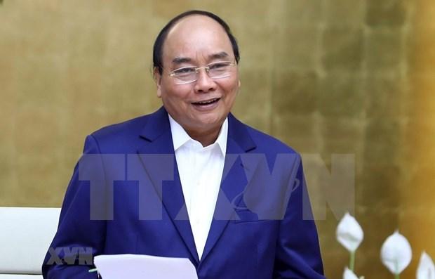 Orienta el Gobierno de Vietnam las tareas principales para 2019 hinh anh 1