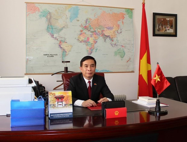 Resaltan importancia de proxima visita del premier vietnamita a Rumania hinh anh 1