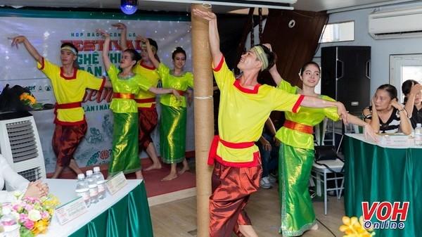 Celebraran en Ciudad Ho Chi Minh Festival de Cultura Folclorica vietnamita hinh anh 1