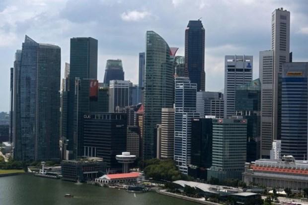 Reportan que la economia de Singapur se ralentizo en el primer trimestre de 2019 hinh anh 1