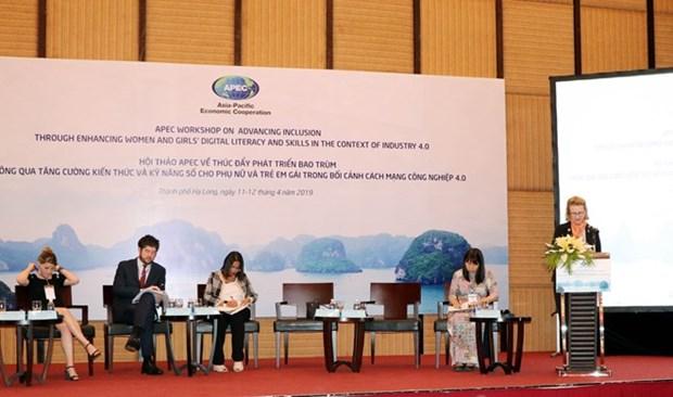 Efectuan en Vietnam seminario del Foro de Cooperacion Economica Asia-Pacifico (APEC) hinh anh 1