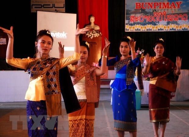Vietnam congratula a Laos y Camboya en ocasion del Nuevo Ano hinh anh 1