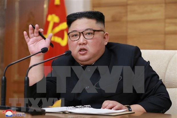 Felicita Vietnam a Kim Jong-un por su reeleccion como presidente del Comite de Asuntos de Estado norcoreano hinh anh 1