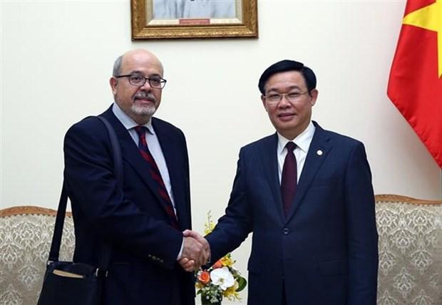 Aspira Vietnam a asesoria del Fondo Monetario Internacional en regulacion macroeconomica hinh anh 1