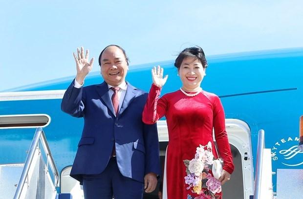 Aprecia prensa checa significado de visita de primer ministro de Vietnam hinh anh 1