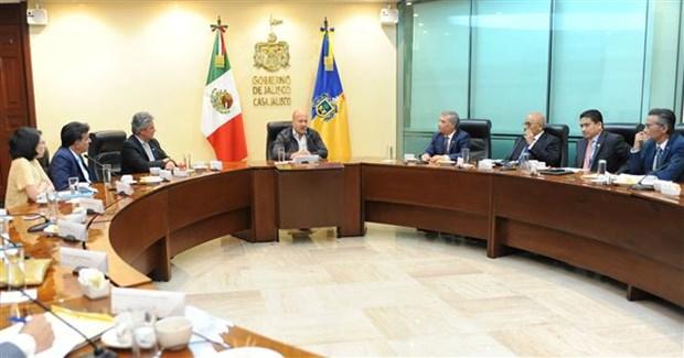 Promueven paises de ASEAN en Mexico comercio con estado de Jalisco hinh anh 1