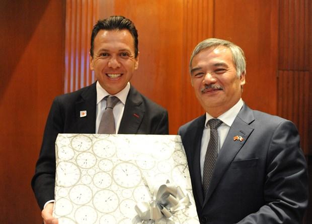 Promueven paises de ASEAN en Mexico comercio con estado de Jalisco hinh anh 7