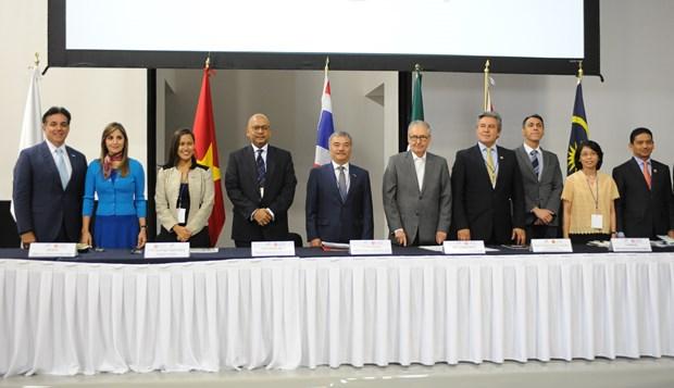 Promueven paises de ASEAN en Mexico comercio con estado de Jalisco hinh anh 4