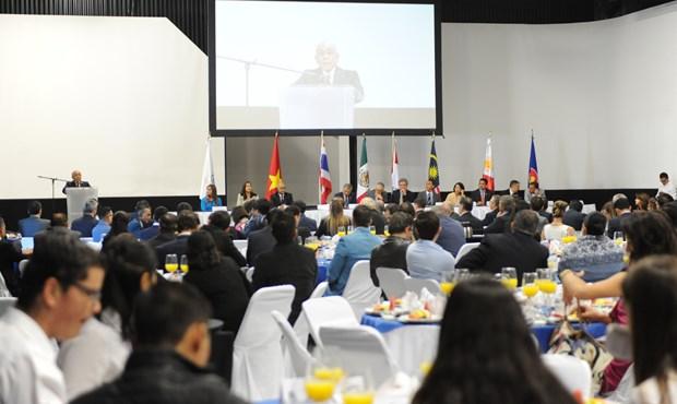 Promueven paises de ASEAN en Mexico comercio con estado de Jalisco hinh anh 3
