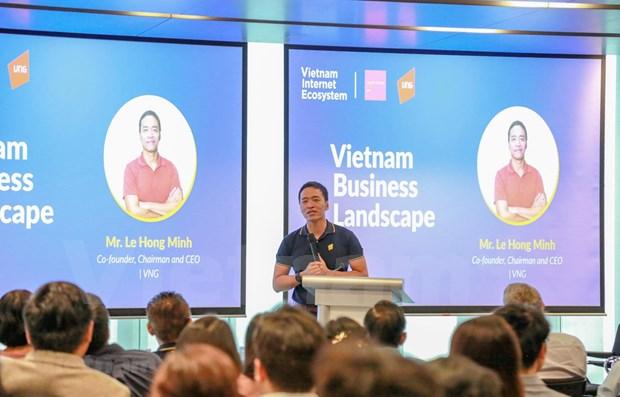 Proponen soluciones al desarrollo de ecosistema de internet en Vietnam hinh anh 1