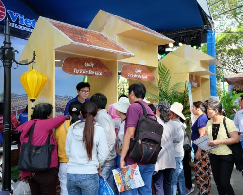 Concluye Dia de Turismo en Ciudad Ho Chi Minh hinh anh 1