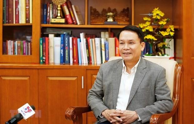 Destaca papel activo de Agencia Vietnamita de Noticias en foro periodistico continental hinh anh 1