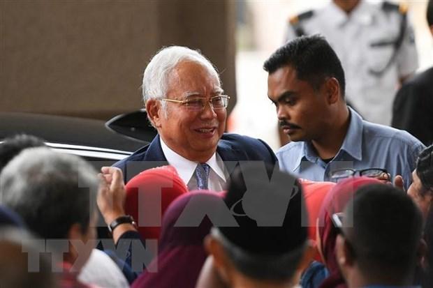 Se reanuda el juicio por corrupcion del exprimer ministro de Malasia hinh anh 1