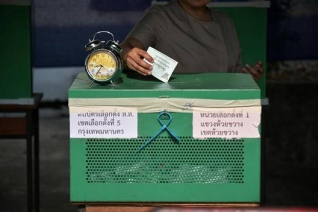 Comision Electoral de Tailandia fija la ultima fecha para nuevas elecciones hinh anh 1
