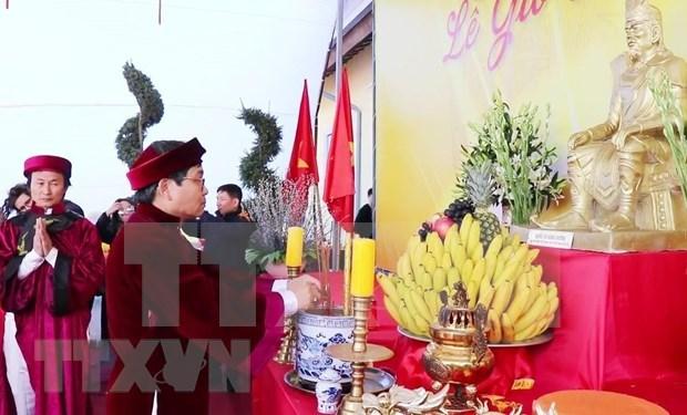 Celebran en Polonia Dia Ancestral de Vietnam hinh anh 1