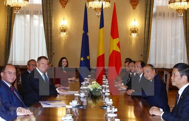 Solicita Vietnam respaldo de Rumania para ratificacion de acuerdo comercial con UE hinh anh 1
