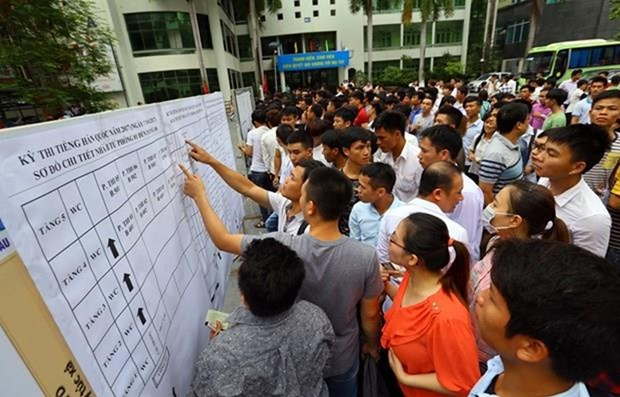 Contratan en primer trimestre de 2019 a mas 32 mil vietnamitas para trabajar al exterior hinh anh 1