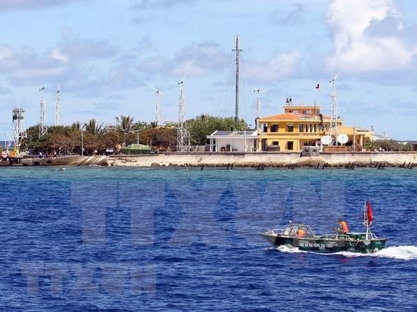 Efectuan en Vietnam exposicion que confirma la soberania sobre archipielagos Hoang Sa y Truong Sa hinh anh 1