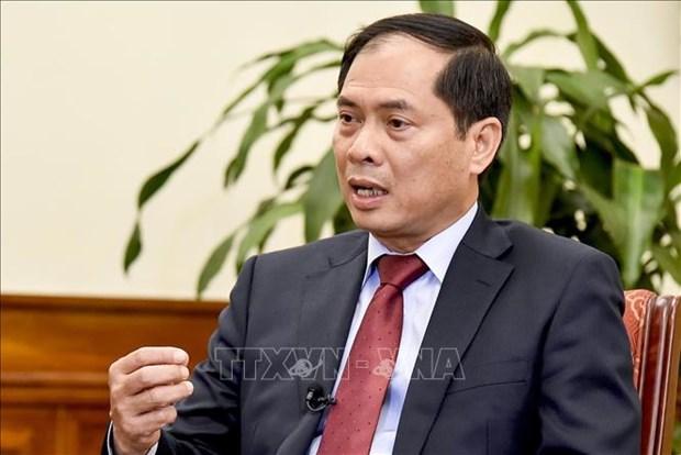 Contribuye integracion internacional de Vietnam a la construccion y defensa nacional hinh anh 1