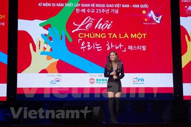 Celebraran en Corea del Sur festival de la comunidad de residentes vietnamitas hinh anh 1