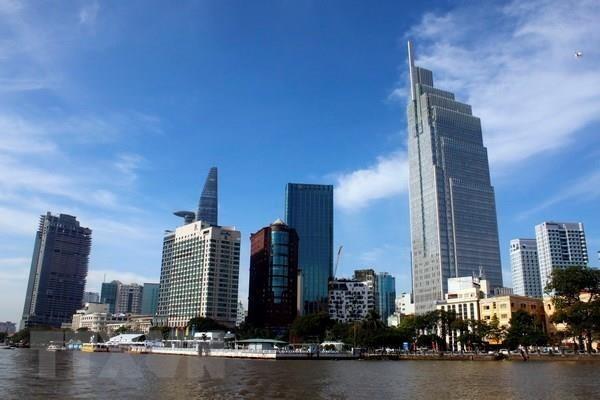 Realiza delegacion parlamentaria estadounidense visita de trabajo en Ciudad Ho Chi Minh hinh anh 1