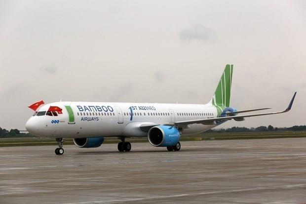 Abrira aerolinea vietnamita Bamboo Airways ruta directa a la Republica Checa hinh anh 1