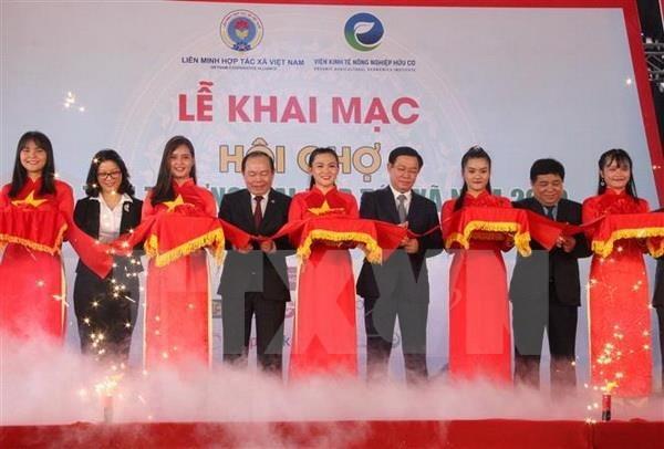Cooperacion internacional, clave para el desarrollo sostenible de las cooperativas de Vietnam hinh anh 1