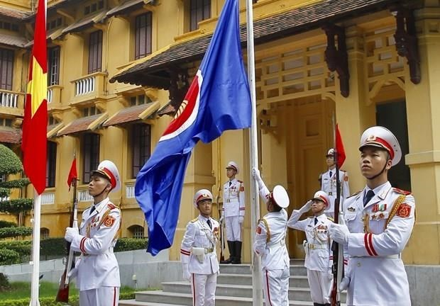 Convoca Vietnam a concurso de diseno para el logo del Ano ASEAN 2020 hinh anh 1