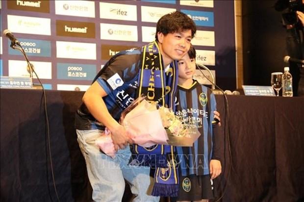 Se abren nuevas oportunidades para futbolistas vietnamitas en Liga surcoreana hinh anh 1