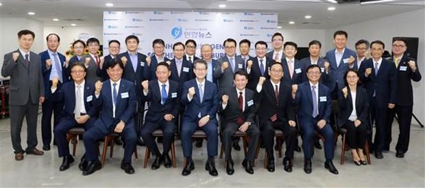 Inauguro agencia noticiosa sudcoreana Yonhap en Vietnam oficina para Sudeste Asiatico hinh anh 1