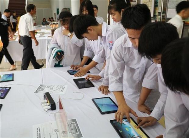 Aplican tecnologia de realidad virtual en divulgacion de informacion sobre soberania maritima de Vietnam hinh anh 1