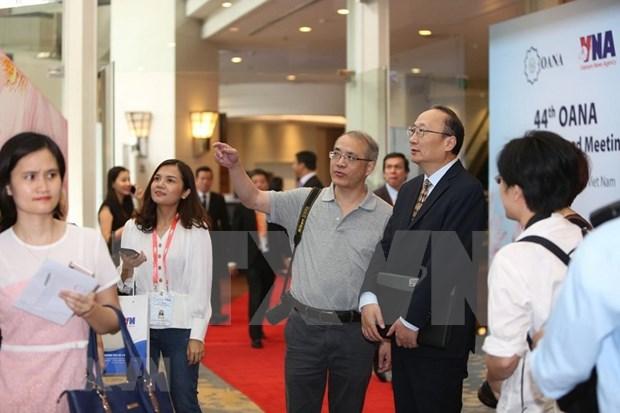 Inauguran reunion 44 del Comite Ejecutivo de la OANA: Por un periodismo profesional y creativo hinh anh 4