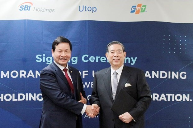 Compania Vietnam-Japon lanzara servicios de acumulacion de puntos hinh anh 1
