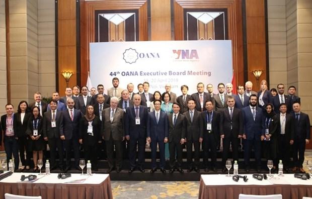Subdirectora general de VNA destaca resultados de la Reunion 44 del Comite Ejecutivo de OANA hinh anh 1