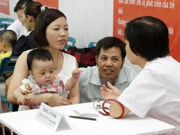 Promueven en Vietnam participacion publica en seguro social voluntario hinh anh 1