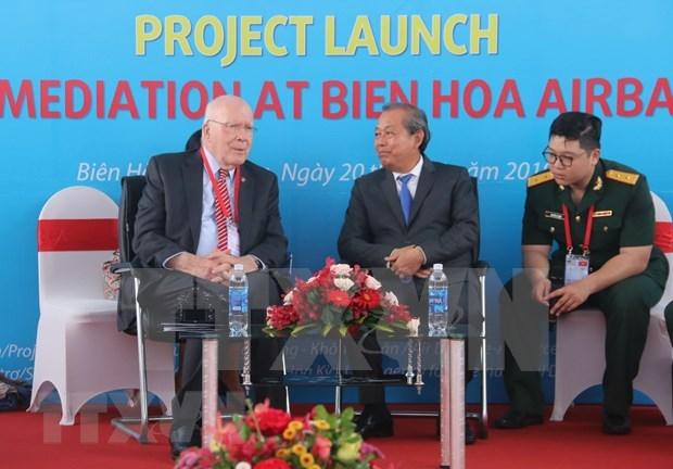 USAID apoya a personas con discapacidades en Vietnam hinh anh 1