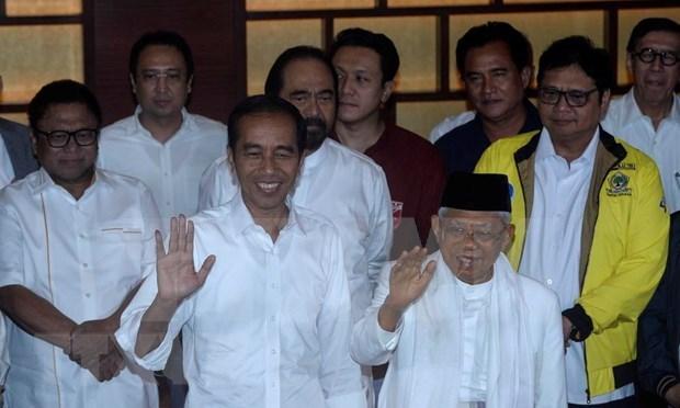 Vietnam felicita a Indonesia por elecciones exitosas hinh anh 1