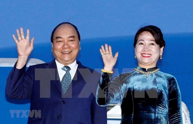 Prensa checa elogia la reciente visita del premier vietnamita hinh anh 1