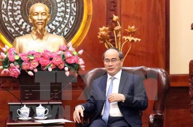 Vietnam y EE.UU. promueven colaboracion hinh anh 1