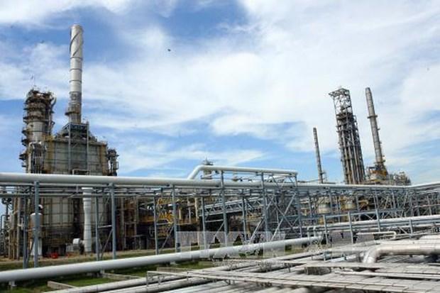 Obtiene refineria petrolera vietnamita Dung Quat ganancias millonarias en primer trimestre hinh anh 1